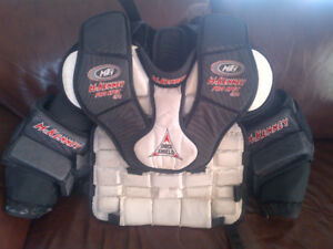 McKenney Goalie Chest and Arm Protector