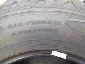 Goodyear tires all terrain 255/65R17 Gatineau Ottawa / Gatineau Area image 3