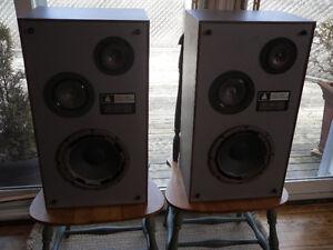 vintage speakers - reduced price
