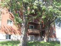 4 1/2 - Style Condo avec balcon à Vanier