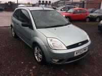 2003/03 Ford Fiesta 1.4 ( a/c ) Zetec EXCELLENT RUNNER