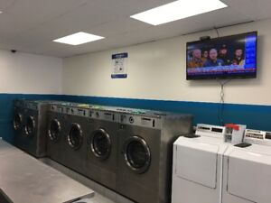 Profitable Unattended Coin Laundromat for Sale in Halton Hills