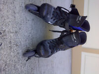 Bauer Skates, Size 4, Very Good Condition