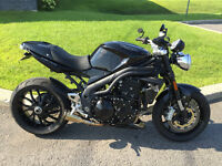 Triumph Speed Triple 2009