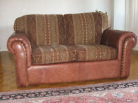 Selling Love seat sofa for 230 Sca