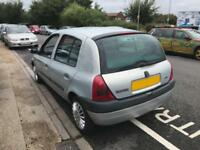 Renault Clio Alize 5dr PETROL MANUAL 2000/X
