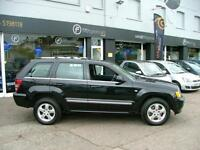 2008 58 JEEP GRAND CHEROKEE 3.0 OVERLAND CRD V6 5D AUTO 215 BHP DIESEL