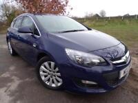 2013 Vauxhall Astra 1.7 CDTi 16V ecoFLEX Tech Line 5dr [Start Stop] Say Nav! ...