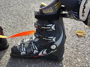 Bottes de ski Salomon Performa 6.0 (grandeur 12 US) + Attache