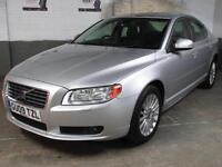 2009 '09' VOLVO S80 2.0 D 140 Bhp SE Winter Pk. HTD.ELEC.MEM'Y LEATHER 6 Spd 94k