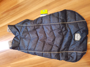 XL Dog puffer coat