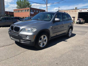 Bmw X5 2008 3.0L Full Equipped. Tres Propre Financement 11 999$!