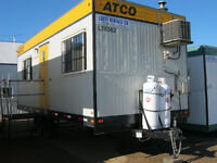 10x24 Atco Office trailer for Rental