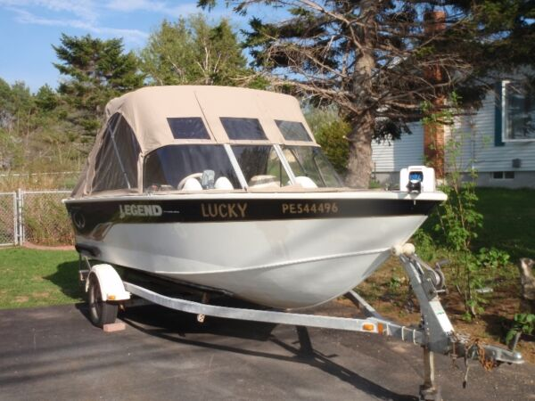 Used 2007 Legend Boats 18 Extreme