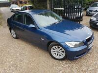 BMW 320 2.0TD 2006MY d SE, Full Service History, Nice Car, Mot'd, Ice Cold Air