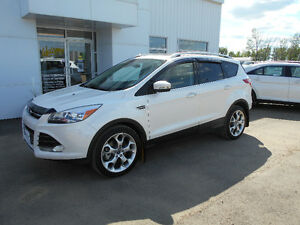 2014 Ford Escape Titanium SUV, Certified, Sask PST Paid!