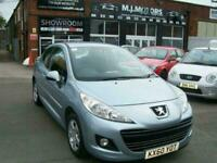 Peugeot 207 1.4 75 Millesim... SERVICE HISTORY. NEW CAMBELT FIITED. 2 KEEPERS