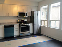 1 MONTH FREE!! 2 bdr & 3bdr, completely renovated, grt location!