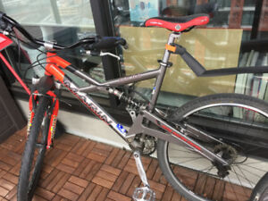 Marin Full Suspension MT Bike