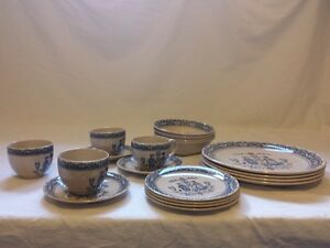 Johnson Brothers Staffordshire England Vintage China