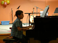 Piano Lessons West Island