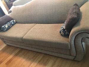 2 sofas à vendre