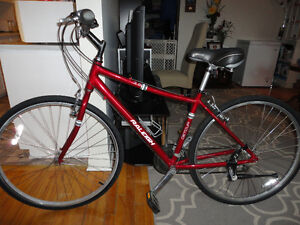 Quality RALEIGH 21 Speed Hybrid Commuter!