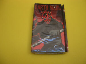 STAR WARS EPISODE 1 DARTH MAUL FIGURE, NOTEBOOK, APPLAUSE London Ontario image 2