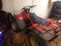 Suzuki King quad 4x4