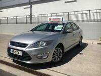 FORD MONDEO 1.6 TDCI ZETEC 115BHP FACE LIFT, L.E.D DAYTIME RUNNING LIGHTS. FSH