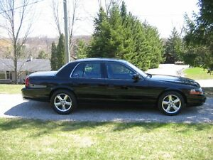 Super-Charged Mercury Marauder