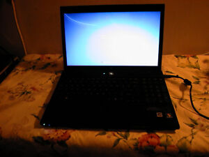 """Used 15""""  HP Probook 4510s Laptop with HDMI and Webcam Cambridge Kitchener Area image 1"""
