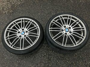 "19"" BMW M3 Rims and Tires"