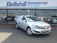 Vauxhall Astravan 1.7CDTi 16, Sportive, Silver, Only 92185 Miles