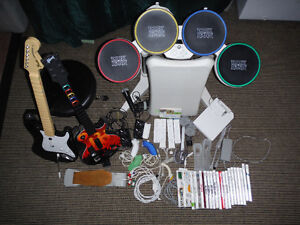 MASSIVE Wii Kit - Check out all that is included !!!!