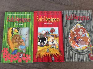 Fablanimo ( livres-CD)