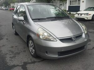 2007 Honda Fit LX Berline