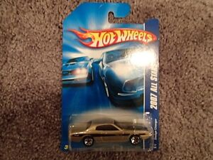 07 Hot Wheels 73é4 Dodge Charger - 2007 All Stars - 154 of 180