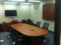 Meeting Space, Office Space and Boardroom For Rent