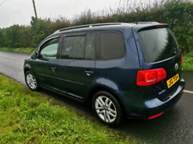 2011 VW Touran 1.6 TDI