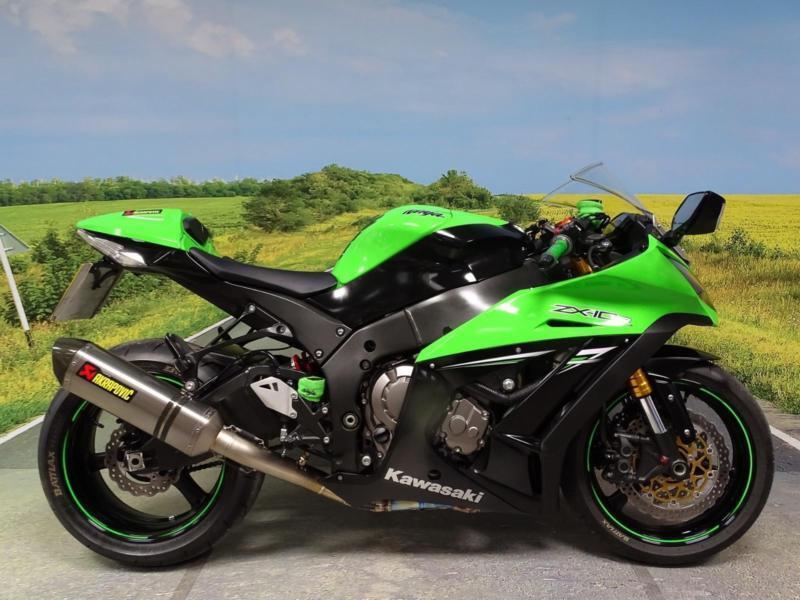 Kawasaki zx10r ninja 2015 one owner with akrapovic exhaust in kawasaki zx10r ninja 2015 one owner with akrapovic exhaust altavistaventures Gallery