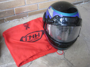2 Helmets - THH and GMax