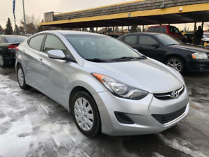 2012 HYUNDAI ELANTRA GLS INSPECTION AND CAR PROOF