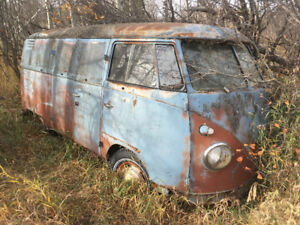 VW Bus - Camper - Truck project-consider any condition anywhere!