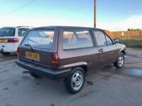 1983 Volkswagen Polo 1.3 GL 3dr