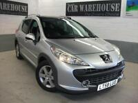 2008 Peugeot 207 SW OUTDOOR Manual Estate