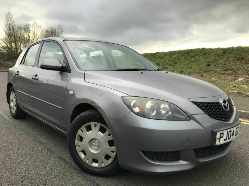 2004 mazda 3 hatchback mpg