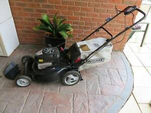 Craftsman self propelled mower Greenwith Tea Tree Gully Area Preview