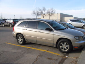 2004 Chrysler pacifica Hatchback LOW price LOW kms ...!!!