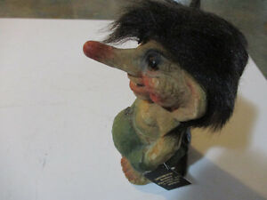 Vintage NyForm Handmade Troll---Handmade in Norway Kitchener / Waterloo Kitchener Area image 1
